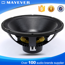 "LF18ND500 4"" voice coil 800w new design with good sound 18 inch subwoofer amplifier speakers"