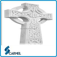 Irish Celtic Cross Cemetery Headstone
