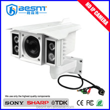 2015 high technology easy to install camera night vision 80m P2P 1.0 MP ip camera BS-IP95V