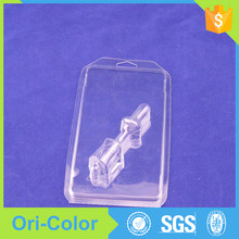 Plastic clear blister Parts Package Tray