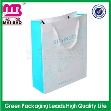 fancy and quality custom gift fashion paper bag
