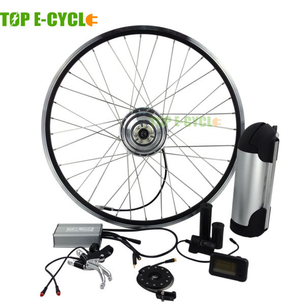 TOP e-cycle hot selling electric motor bike kit