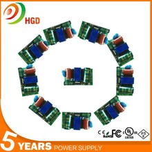 3w 5w 7w 9w 12w e27 b22 ce rohs low price constant current led driver for bulb