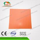 Made in china OEM fácil e rápido de instalação de painéis de isolamento de parede composto