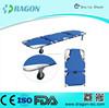 DW-F001 aluminum military folding stretcher