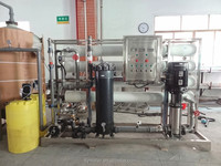 uv light sanitizer 8000LpH pure water production equipment