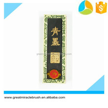 Traditional chinese pen ink stick for calligraphy and painting