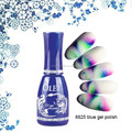 Fabricante profesional de popular colorful uñas de gel polish005