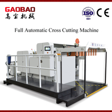 ZHQ Series Full Automatic Finishing Materials Sheet Paper Cutting Machine