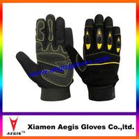 heat cut resistant Long kevlar gloves waterproof kevlar gloves