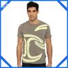 new design fashion bulk plain printed t-shirts cotton for men