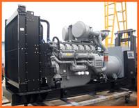 Voda Power 360kw/455kva diesel generator use Perkins Engine