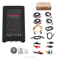 Autel MaxiScope MP408 Basic Kit 4-channel automotive oscilloscope works with PC & Maxisys to Reads / displays electrical signals
