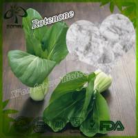 Rotenone insecticide powder