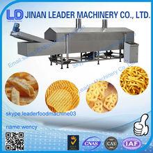 Fry nut production line/ Fry peanut processing equipment/peanut fryer