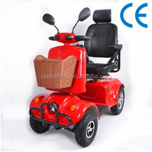 CE approved luxury china electric scooter handicapped