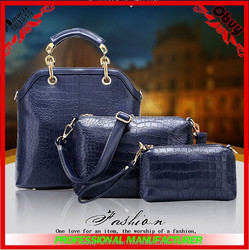 2015 Wholesale Brand Elegance pu Designer Cheap Woman Handbag China supplier
