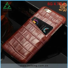 Wholesale Case For Apple iPhone 6 Genuine Covers Case, Unique Cell Phone Case For iPhone 6