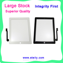 Wholesale in Stock High Quality colorful touch for ipad 3 ,for ipad 3 colorful touch screen digitizer replacement repair parts