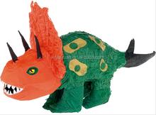 Triceratops Dinosaur Pinata - Boys Themed Birthday Party Supplies & Games