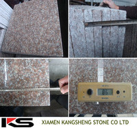 2cm G687 standard chinese red granite