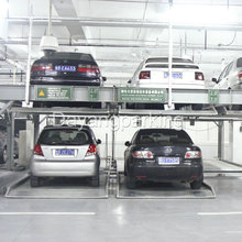 2 To 3 Levels Automated Stereo Garage Smart Parking System For Car