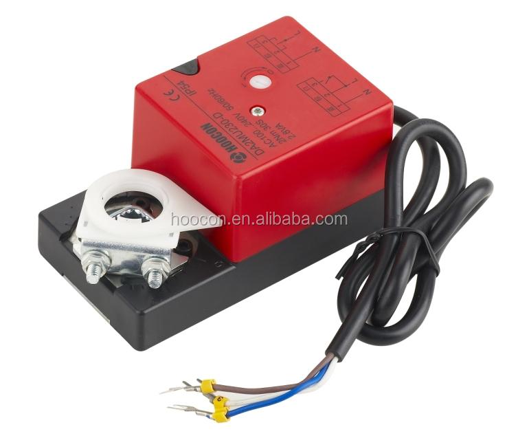 Hvac System 2nm Modulating Control Damper Actuator Buy Damper Actuator Modulating Damper