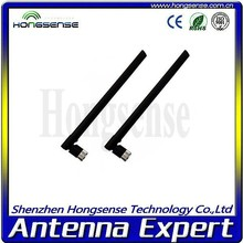 2.4GHz 5GHz 5.8GHz Dual Band WiFi antenna RP-SMA fors Network and With Mini PCIe PCI and USB Cards WAN WLAN Repeater