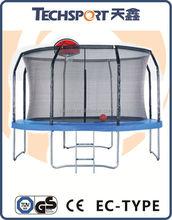 Hot-selling trampoline basketball hoop for sale