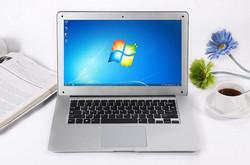 Vlinstar !14 inch ultrathin cheap laptops with 4GB RAM 500GB HDD
