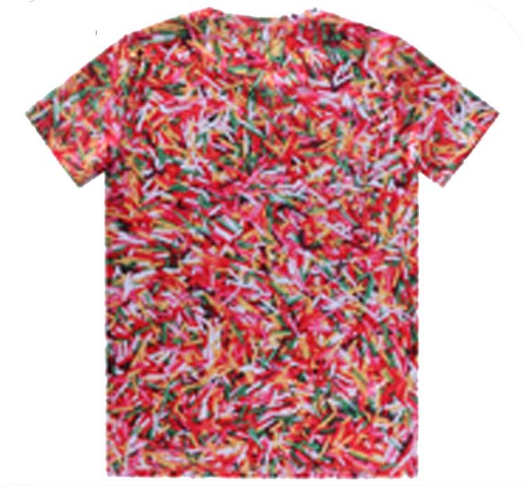 sublimation t shirt (110