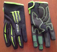 Pro-biker motorcycle motocross off road gloves