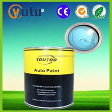 Acrylic Car Paint Matting Agent and hardener polyester putty for car paint color code for cars