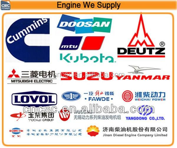 [40kva/32kw] 글로벌 보증! 커민스 엔진 Deutz 디젤 발전 세트