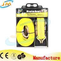 2 inch Ratchet Tie Down of plastic package