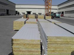 decor wall use high density polyurethane foam/pu sandwich panel price
