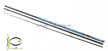 2016 new series surf fishing rod with blue camo eva new surf rod