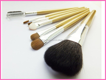 7pcs best selling Makeup Brush Set professional pro Makeup Tool Kit with Bag