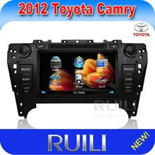 """8"""" 2 din toyota camry in dash car dvd player with gps"""