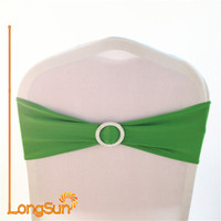 wholesale spandex chair cover,spandex chair sash with buckle