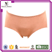 high quality OEM service new design 3D magic nude women panty sexy ladies in panties