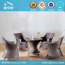 Latest Designs of Dining Tables and Chairs Rattan Dining Set Polyrattan Garden Furniture