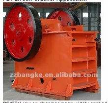 2012 good reputation PE crusher jaws for sale with ISO in rock stone / ore / mining material by China professional supplier
