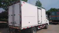 freezer refrigerator truck for hot sale,light freezer trucks for sale,refrigerator van truck