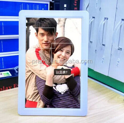 digital album video display hd display led frame wall mounted