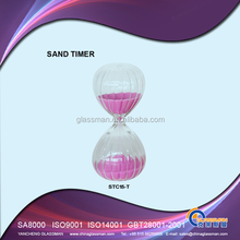 Exclusive Custom sand timer hourglass & sand clock STC15-T
