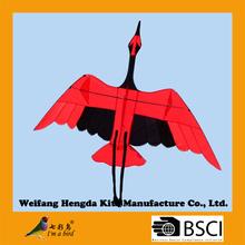 Weifang fly bird kite child one line kite