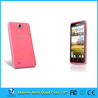 5 Inch IPS Mtk6589 Quad Core Mobile Phone GPS Android smart cell phone Lenovo A656