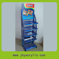 Most popular new coming wire rack/metal tea trolley