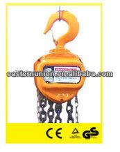 HSC heavy duty 5 ton chain pulley block high efficiency mini chain block